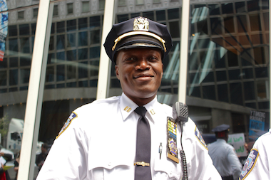 Clint McPherson comes to Midtown from a Brooklyn narcotics squad and NYPD's Counterterrorism Division.