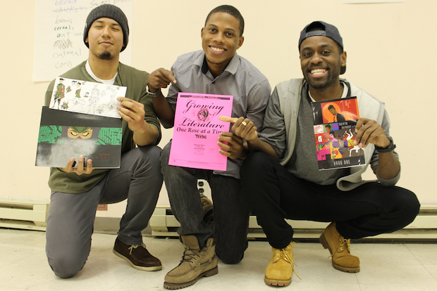 Queens Group Seeks to Inspire Teens With Poetry and Graphic Novels