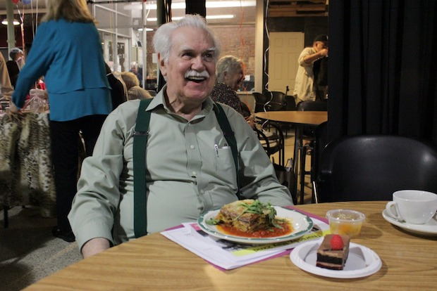 Chef Gavin Kaysen has worked with the Carter Burden Center for the Aging for six years.