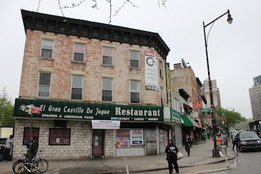 A CityMD is headed to the corner of Flatbush Avenue and Park Place, where El Gran Castillo de Jagua operated for 32 years.