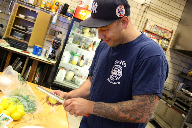 Cooking in firehouses is a tradition that builds camaraderie, firefighters said.
