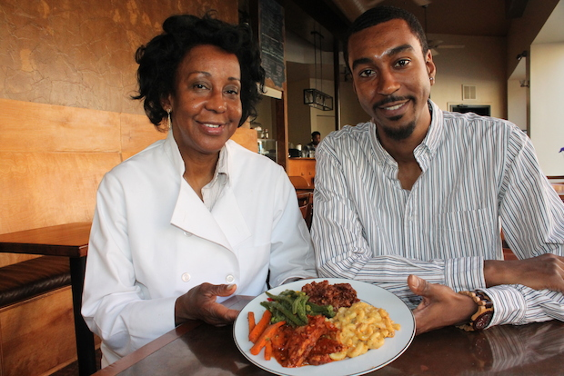 "When she told friends that she was planning to set up shop in Harlem to sell vegan food, some people told Brenda Beener that she was making a poor business decision. ""I heard about how bland veegan food was,"" said Beener, 60, a veegan who hasn't eaten meat in almost 25 years. ""I heard that people of color wouldn't be interested."" They were wrong. Beener recently opened her restaurant Seasoned Vegan on St. Nicholas Avenue and 113th Street."
