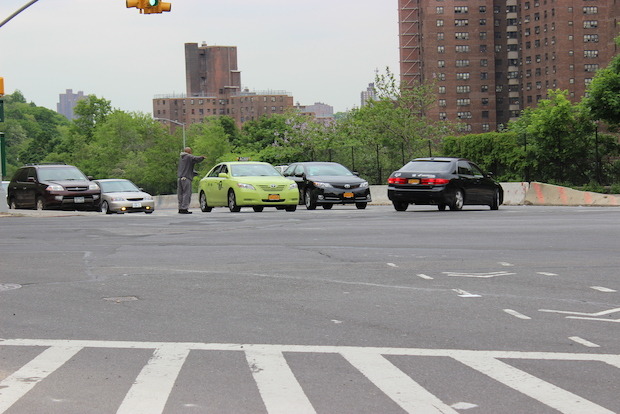 After two years of meetings Department of Transportation officials hope they are a little closer to getting community approval for a plan to untangle a convoluted and dangerous intersection at 155th Street that straddles three Upper Manhattan community board districts.