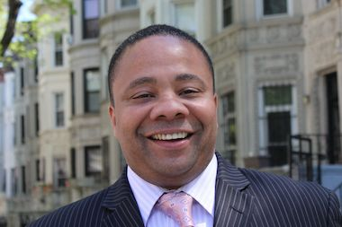 Jesse Hamilton is a state senator representing Crown Heights, Prospect Lefferts Gardens and parts of Park Slope and Gowanus.