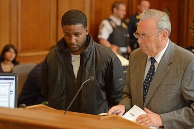 Kendel Felix was found guilty of kidnapping and murdering Williamsburg landlord Menachem Stark, the DA said Monday.
