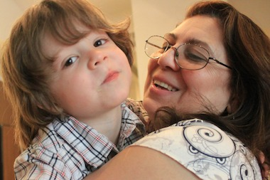Liam Seiden and his longtime nanny Lucy Alberto are still reeling from the car crash that fractured Alberto's back a year ago this month.