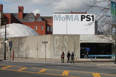 M. Wells Dinette is hosting pétanque tournaments and pig roasts every Sunday in the courtyard at MoMA PS1.