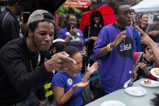 The Kingston Avenue Festival will take place Saturday, May 17 in Crown Heights.