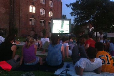 Red Hook Flicks will host its annual summer film series at Valentino Pier starting on July 8.