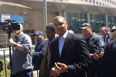 Queens City Councilman Ruben Wills was indicted with a relative on charges they defrauded the city and state.