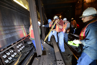 MTA teams will be dispatched to improve service on the 4, 5 and 6 lines during rush hour.