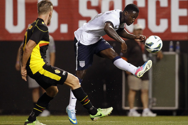The USA will face against Belgium in a World Cup Round of 16 elimination match on Tuesday.
