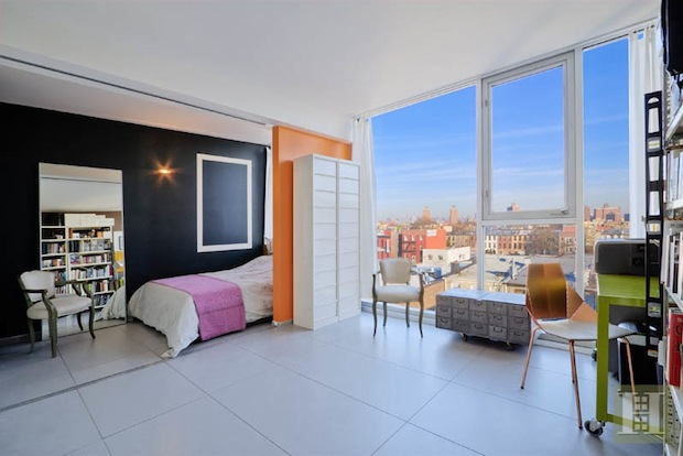Get a bird's-eye view of New York City in one of these penthouse apartments.