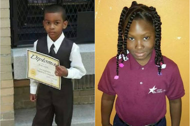 Prince Joshua Avitto, left, was with his friend, Mikayla Capers, right, when they were attacked, family said.