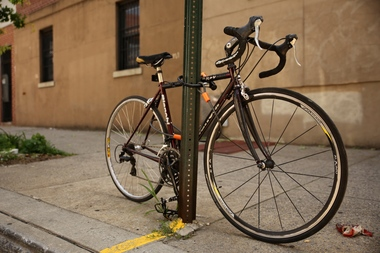 Police at the 88th Precinct documented 18 bike thefts in the last month.