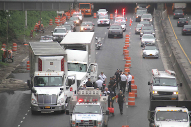 Tell Us Something New: Cross Bronx is U S A 's Worst Road