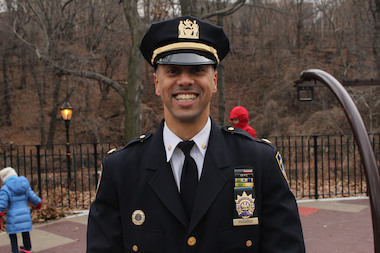 Deputy Inspector Fuasto Pichardo will begin tweeting in English and Spanish toward the end of June.