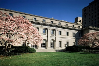 The Frick is located on Fifth Avenue between East 70th and 71st streets.