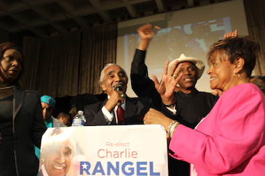 While Rep. Charles Rangel's supporters, and even some detractors, say they want him to work with President Obama on issues such as housing and jobs for the betterment of one of the poorest congressional district in the country, they also have another goal for the congressman during what he says will be his 23rd and final term— grooming a sucessor.