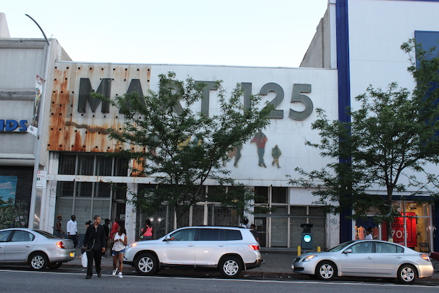 The long-vacant Mart 125 on 125th Street is slated to host multiple digital media producers and restaurants while global retailer Gap Inc. is tripling it's bet on Harlem's main thoroughfare with the opening of a Banana Republic factory store next to the Apollo Theater, senior executives revealed Thursday at the annual meeting of 125th Street Business Improvement District.