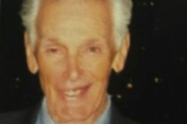 John Gorman, 79, was found on Thursday morning.