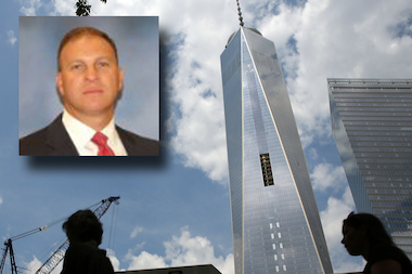Kevin Fowler, a major in the New Jersey state police, has been selected new head of private security at the World Trade Center following several embarassing security breaches.