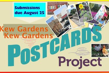 Residents can submit their postcards until Aug. 25.