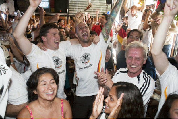 From Russian bath houses in Brooklyn, to South American bakeries in Queens and West African restaurants in the Bronx, there's an NYC venue that's rooting for each of 32 teams participating in this year's World Cup. Find your team in this guide and join fellow supporters to watch the games and enjoy special deals on food and drink.