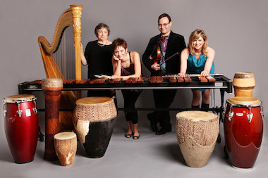 The band Percussia will play a live show at the JH Laundromat in Jackson Heights on Friday, June 21.