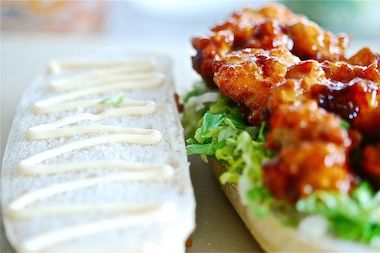 General Tso'Boy will launch Saturday, serving its namesake po'boy-style sandwich.