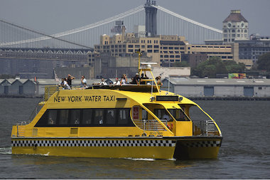 New York Water Taxi is threatening to end its operation this year as the Economic Development Corporation considers an out-of-state operator for the citywide ferry services.