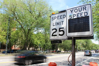 A slow zone in Brooklyn. Two Queens streets have been selected for the latest round of the city's arterial slow zone program.
