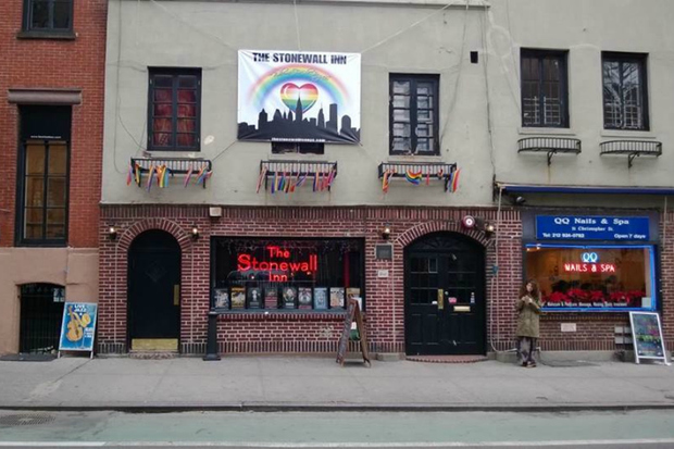 The Stonewall Inn remains a gay Village hotspot, 45 years after riots against police raiders made it famous.