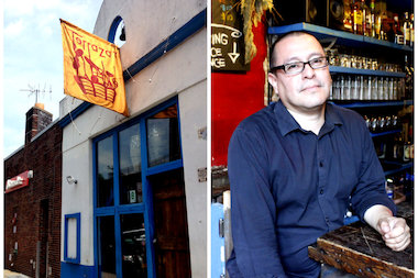 Owner Freddy Castiblanco has operated Terraza 7 for 12 years and said he felt the state was unfair in closing his business down — without a hearing.
