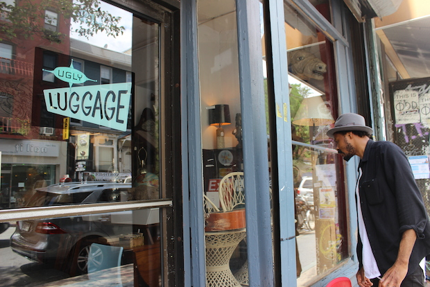Ugly Luggage, an antique and home furnishings shops that's been open since 1993, is closing its 214 Bedford Ave. shop.