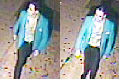 A well-dressed man attacked a woman in West Village Monday, police said.