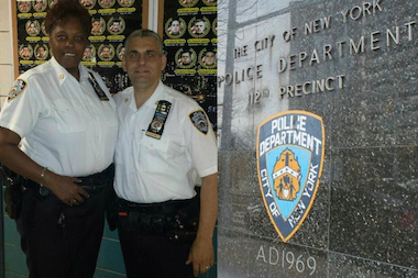 Capt. Judith Harrison is the new commanding officer of the Forest Hills precinct. Capt. Thomas Conforti took over the 109th Precinct in Flushing.