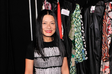 New York's culture of collaboration is why it's still a top city for fashion designers, according to Vivienne Tam