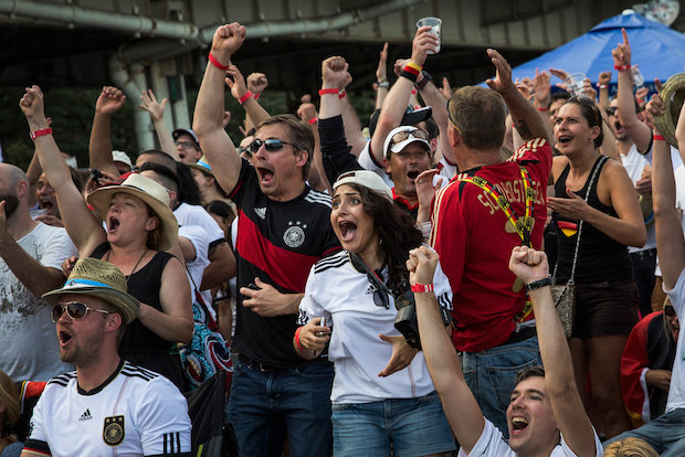 The World Cup final between Germany vs Argentina will be on Sunday, July 13, at 3 p.m.