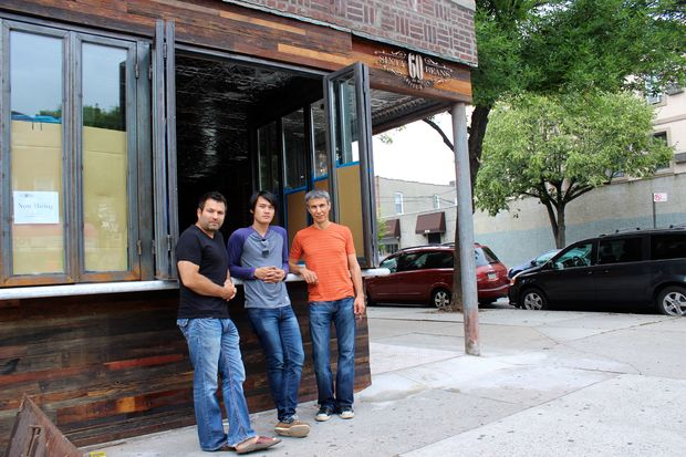 The team behind popular Brooklyn Bagel & Coffee Company will open 60 Beans on Ditmars Blvd. next month.