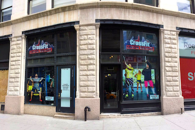 The CrossFit gym in the Union Square Reebok Fit Hub store will open in September.