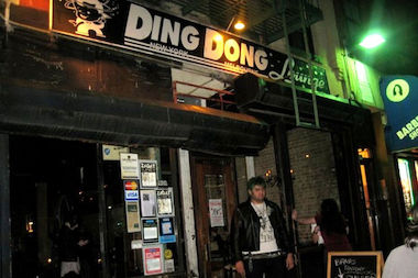 Owners of the Ding Dong Lounge said it would be closing on July 31 and relocating.