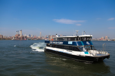 Riders in Queens and Brooklyn can take the East River Ferry to Midtown and the Financial District.