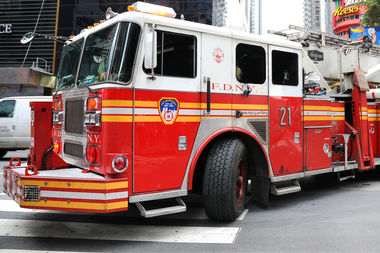 A fire broke out in The Bronx at 306 East 171st Street Tuesday afternoon.