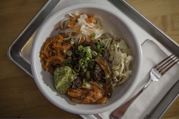 The Kimchi Grill opened its second Brooklyn location in Carroll Gardens this week.