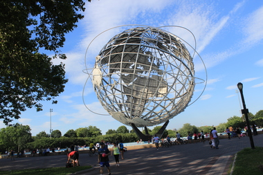 Crime in Flushing Meadows-Corona Park was the highest in the city during the second quarter of the year, statistics show.