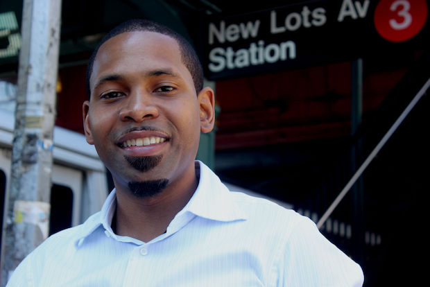 Sean Henry is a formerly homeless teen trying to become state senator in East New York.