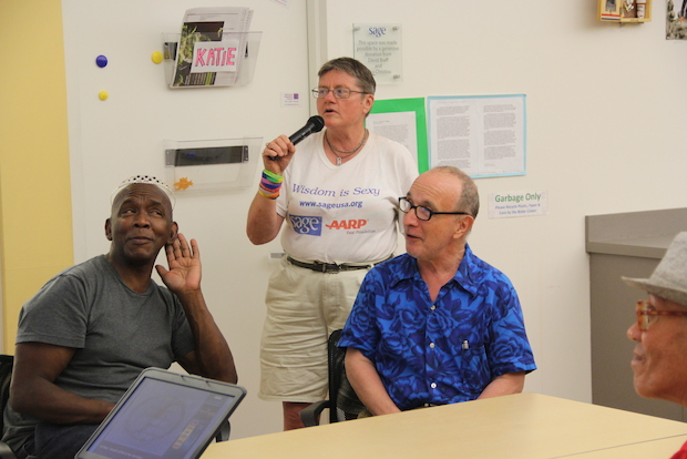 SAGE, Services & Advocacy for Gay, Lesbian, Bisexual and Transgender Elders, will bring a version of its Chelsea senior center to each of the outer boroughs this year.