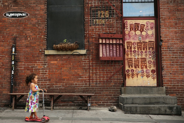 Once a land of warehouses, DUMBO has become one of the most kid-friendly neighborhoods in Brooklyn.