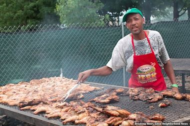 The annual Grace Jamaican Jerk Festival will take place this Sunday at Roy Wilkins Park in Jamaica.